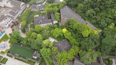 Villas on The Hillside, Buildings in Zhenjiang