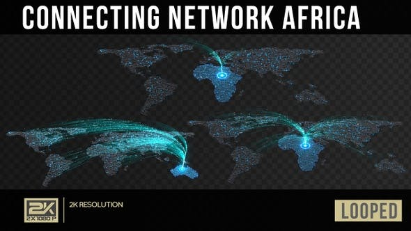 Connecting Network to Africa and Australia