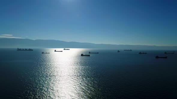 Thumbnail for Cargo Ships