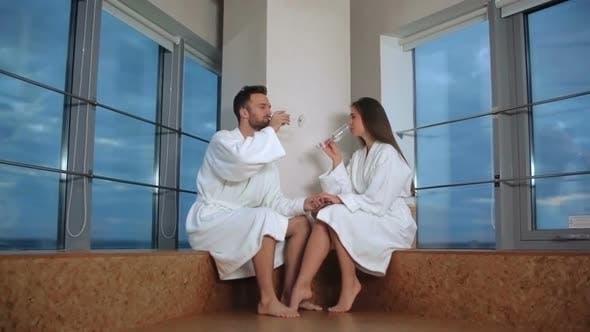 Thumbnail for Romantic Spa Date