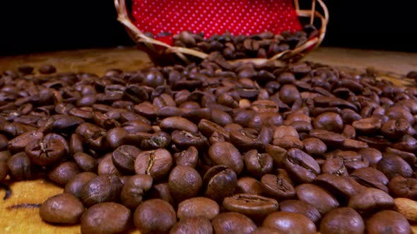 Roasted Coffee Beans 3