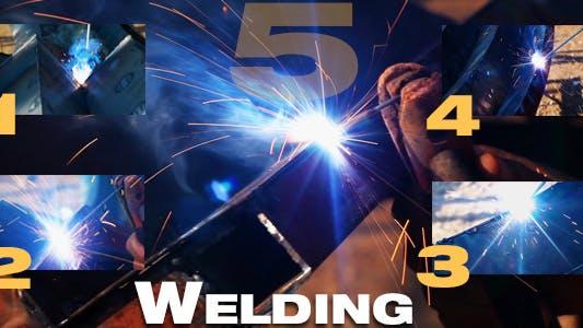 Thumbnail for 5 Welding Scene