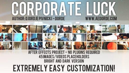 Corporate Luck
