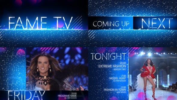 Glitz - Fashion TV Broadcast Design
