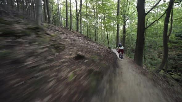 Thumbnail for Mountain Bike Downhill