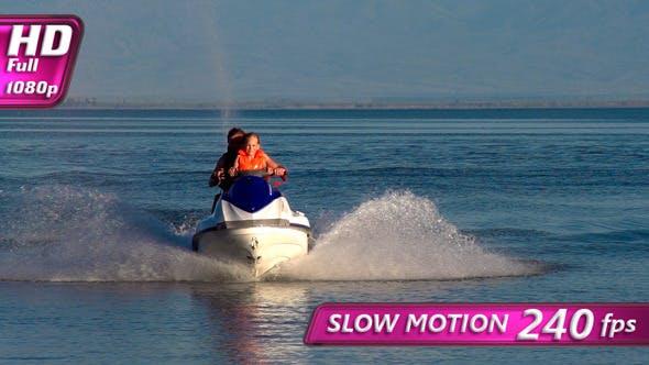 Thumbnail for Riding On A Jet Ski