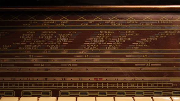 Thumbnail for Vintage Radio Cursor Moving