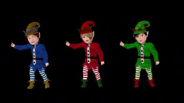 Elf Loop Dance