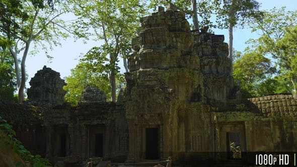 Thumbnail for Ta Prohm Khmer Temple, Angkor, Cambodia