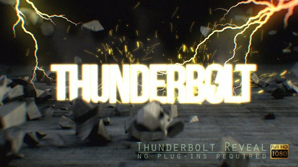 Thumbnail for Thunderbolt Reveal