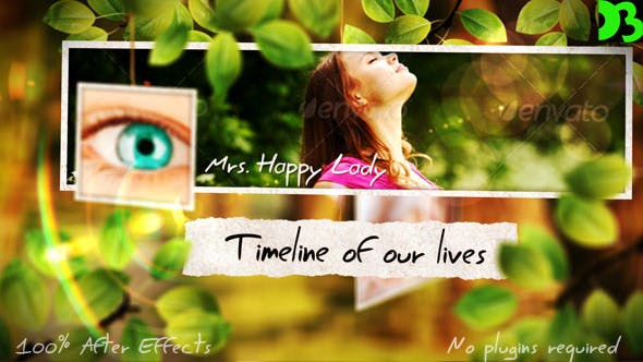 Thumbnail for Timeline Of Our Lives