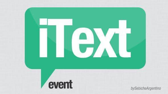 Thumbnail for iText Event