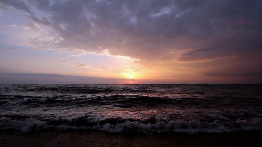 Thumbnail for Sea Sunset 7