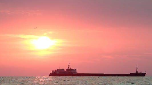 Thumbnail for Sea Sunset 11