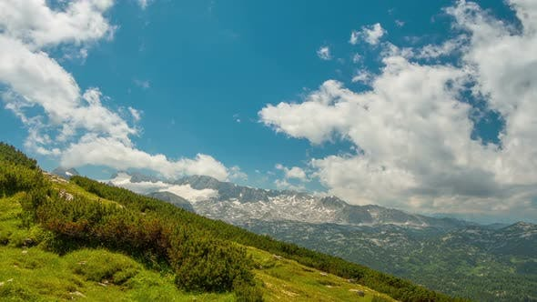 Cover Image for Clouds over the Alps