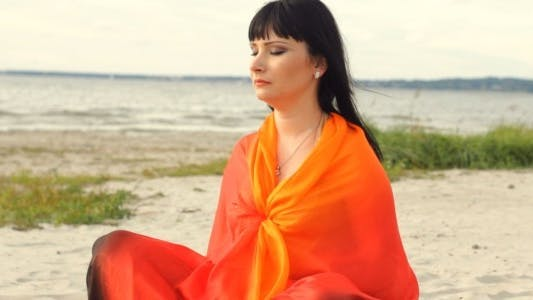 Thumbnail for Meditation On The Beach