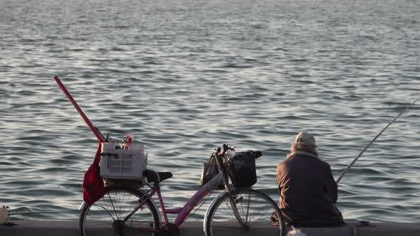 The Fisherman And The Bicycle