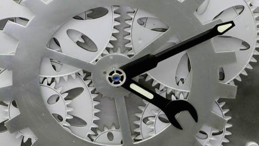 Thumbnail for Clock Time Lapse