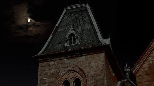 Dark Night Manor