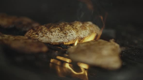 Thumbnail for Spicy Grilled Food