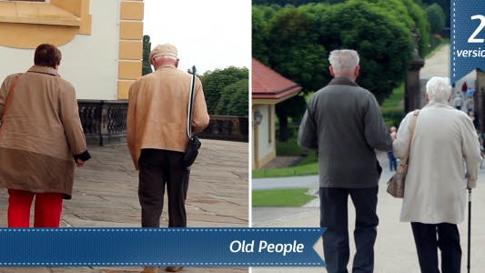 Cover Image for Old People