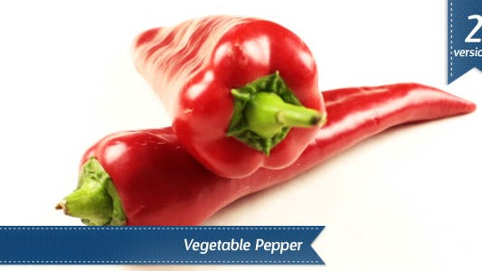 Cover Image for Vegetable Pepper