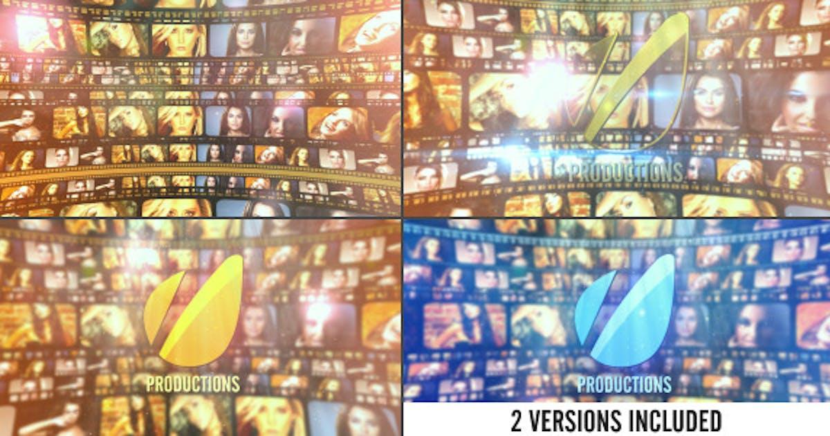 Download Film Strip Cinematic Logo by StrokeVorkz