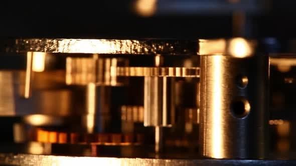 Thumbnail for Clockwork Mechanism