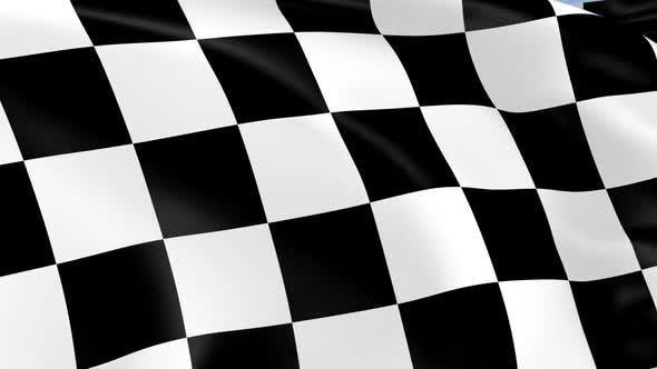 Thumbnail for Racing Checkered Flag
