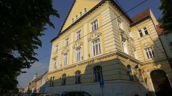 Thumbnail for The County Councils building of Sibiu