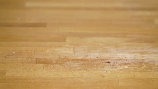 Thumbnail for Stop Motion Cutting Red Onion on Wooden Cutting Board