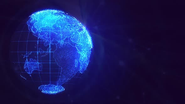 Thumbnail for World Globe Loop