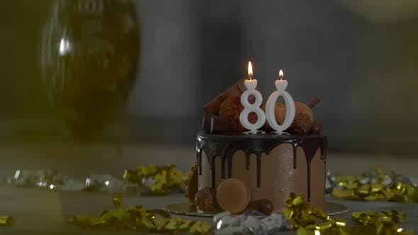 Thumbnail for Celebrating 80th Birthday