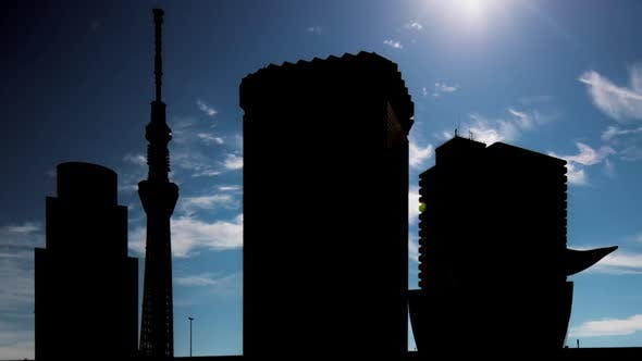 Thumbnail for Sky tree tower city tokyo japan structure