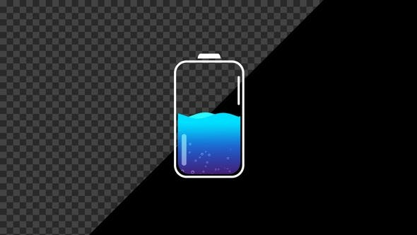 Thumbnail for Phone Battery Chargeing Status