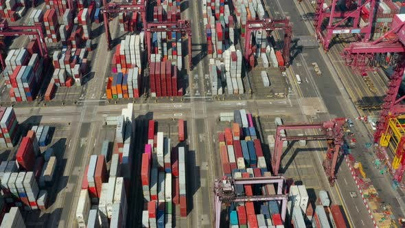 Thumbnail for Container Terminals in Hong Kong