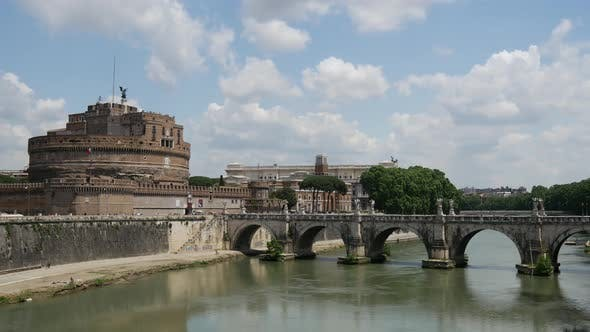Thumbnail for Time lapse from Castel Sant'Angelo