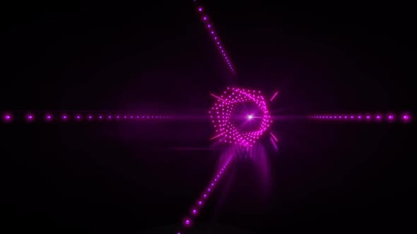 Thumbnail for Neon VJ Background