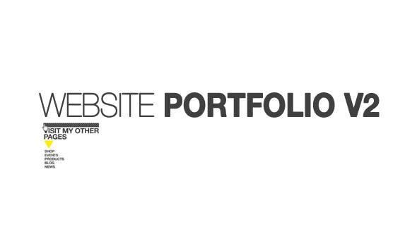 Thumbnail for Website Portfolio v.2