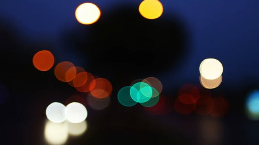 Thumbnail for Traffic Bokeh