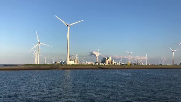 Thumbnail for Arriving in The Eemshaven Groningen