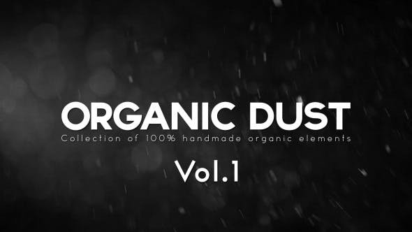 Thumbnail for Organic Dust Vol.I