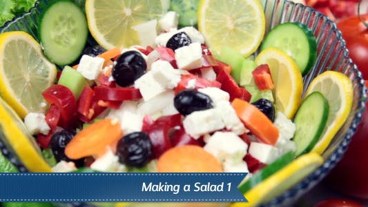Thumbnail for Vegetarian Salad