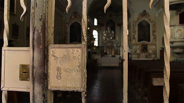 Thumbnail for Locked Church Focus Change