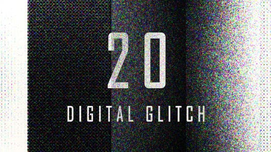 Thumbnail for Digital Glitch