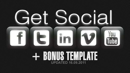 Thumbnail for Social Profile V2