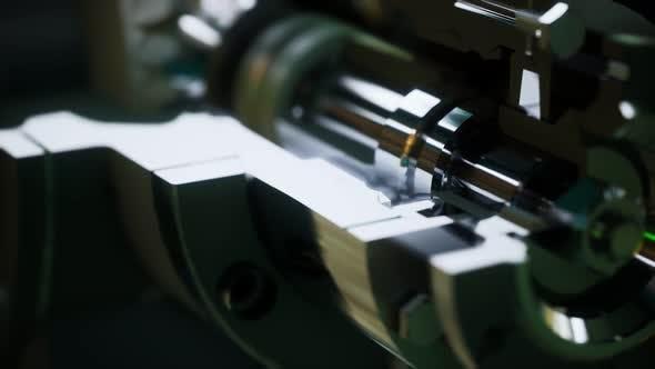 Thumbnail for Metal Closeup Gear Box