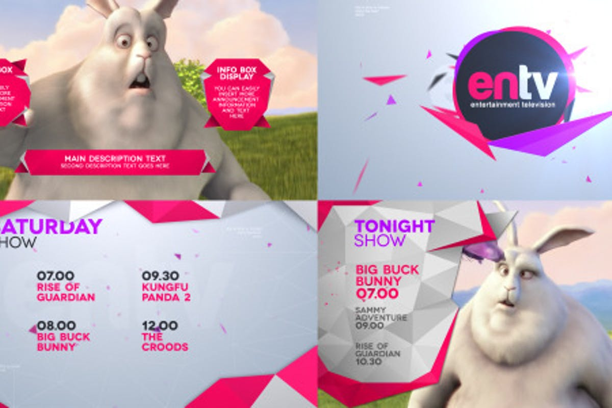 Download 37 Branding Broadcast Packages - Envato Elements