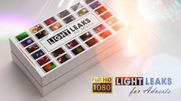 Thumbnail for Light Leaks For Adverts!