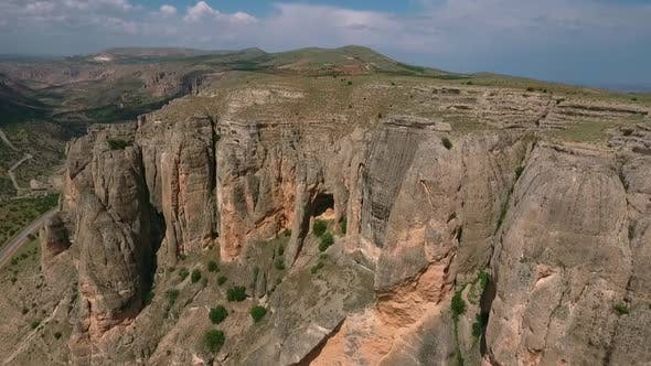 Thumbnail for Aerial View Stone Rocks